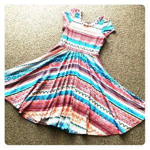 LuLaRoe 12/14 size Twirly Dress